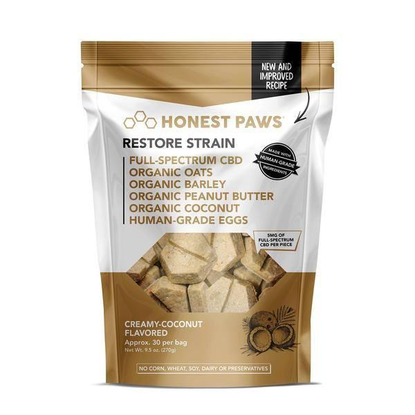 CBD Restore Bites Pets