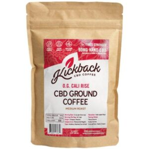 CBD Coffee Medium Roast