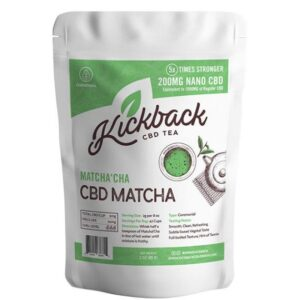 Kickback CBD Tea